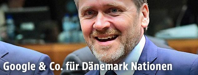 Der dänische Außenminister Anders Samuelsen