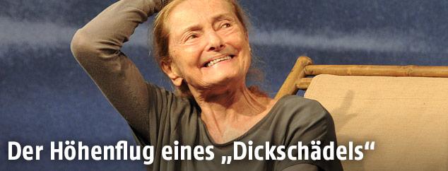 "Erni Mangold in ""Harold und Maude"""