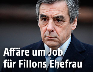 Präsidentschaftskandidat Francois Fillon