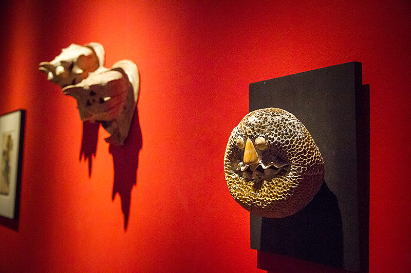 Ausstellungsstück von Pascal Desir Maisonneuve