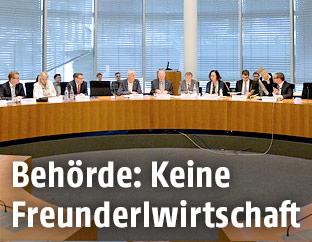 VW-Untersuchungsausschuss im Berliner Bundestag