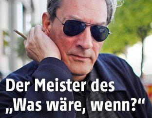 Schriftsteller Paul Auster