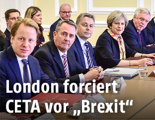 Mitglieder des britischen Parlaments