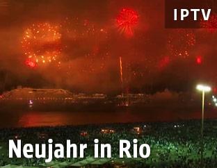 Neujahr in Rio