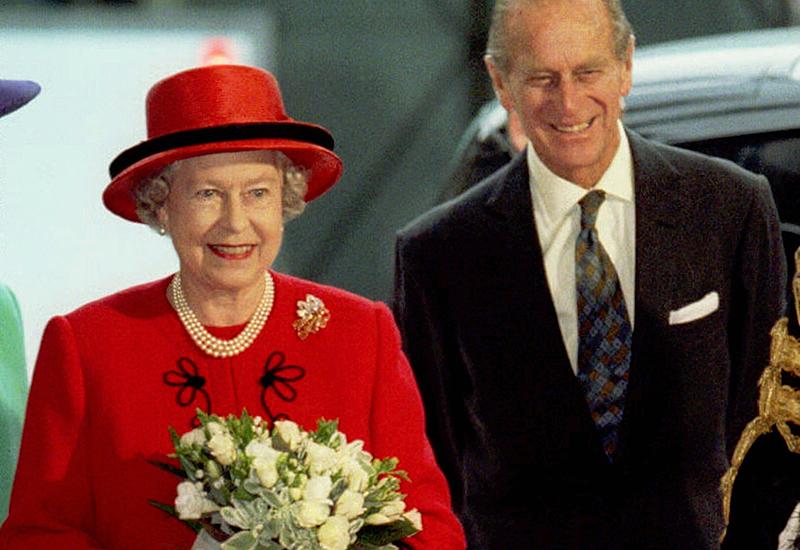 Queen Elizabeth II und ihr Ehemann Prince Philip
