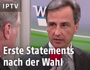 Der Grazer Bürgermeister Siegfried Nagl (ÖVP)