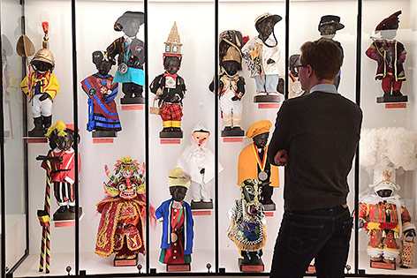Manneken-Pis-Museum in Brüssel