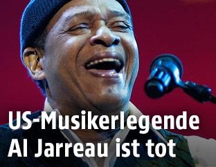US-Musiker Al Jarreau