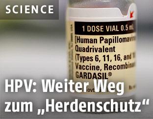 HPV-Impfmittel