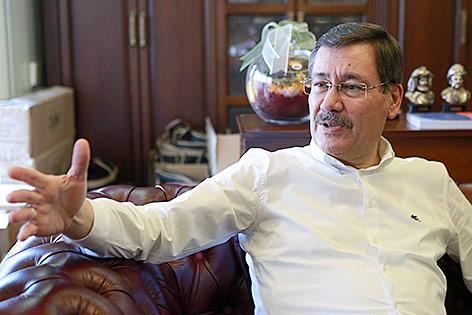 Melih Gökcek, Bürgermeister von Ankara