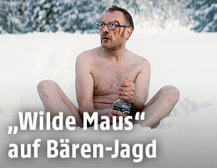 """Josef Hader in """"Wilde Maus"""""""