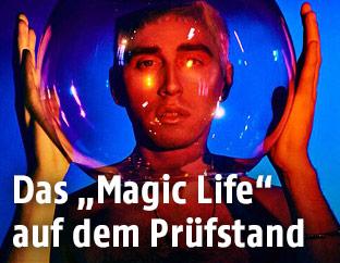 Bilderbuch-Frontman Maurice Ernst