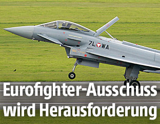 Start eines Eurofighters