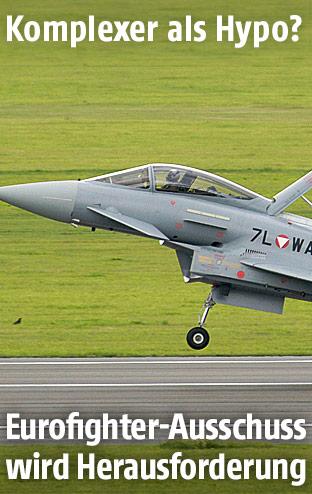 Start eines Eurofighters