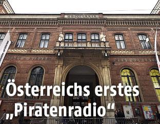 """Das Werkstätten und Kulturhaus """"WUK"""""""