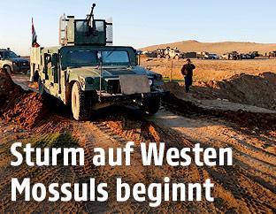 Irakisches Militär