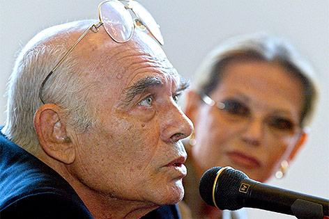 Regisseur Pasquale Squitieri