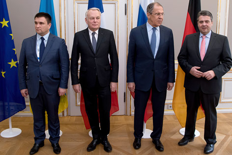 Neue Hoffnung auf Frieden in der Ukraine
