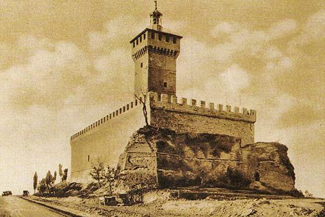 Kastell Rocca delle Caminate
