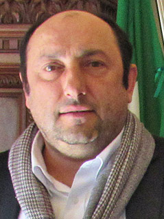 Giorgio Frassineti (Bürgermeister von Predappio)