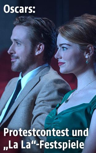 "Szene aus dem Film ""La La Land"""