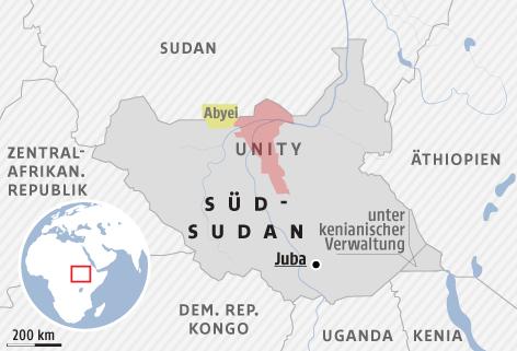 Unicef: 1,4 Mio. Kindern in vier Ländern Afrikas droht Hungertod