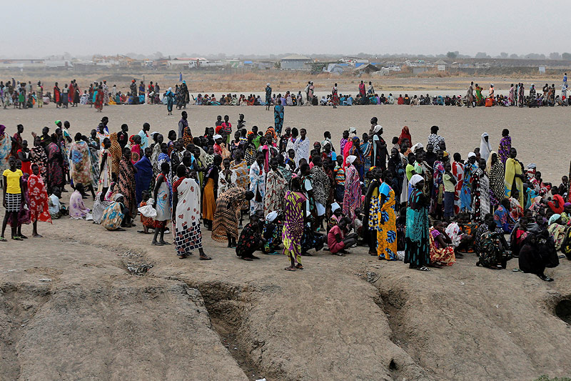 1,4 Millionen Kinder vom Hungertod bedroht — UNICEF