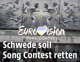 Logo des Song Contest 2017 in Kiew