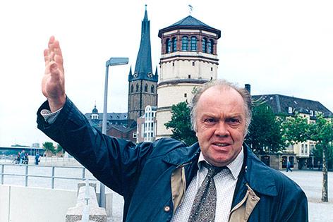 Schauspieler Martin Lüttge 2011