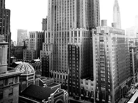 Waldorf Astoria im Jahre 1953