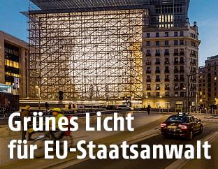EU-Ratsgebäude in Brüssel