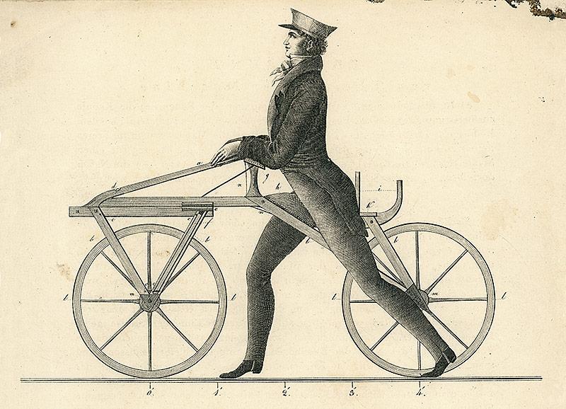 Wo das Fahrrad laufen lernte news.ORF.at