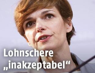 Die designierte Frauen- und Gesundheitsministerin Pamela Rendi-Wagner
