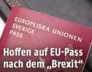 Schwedischer Reisepass