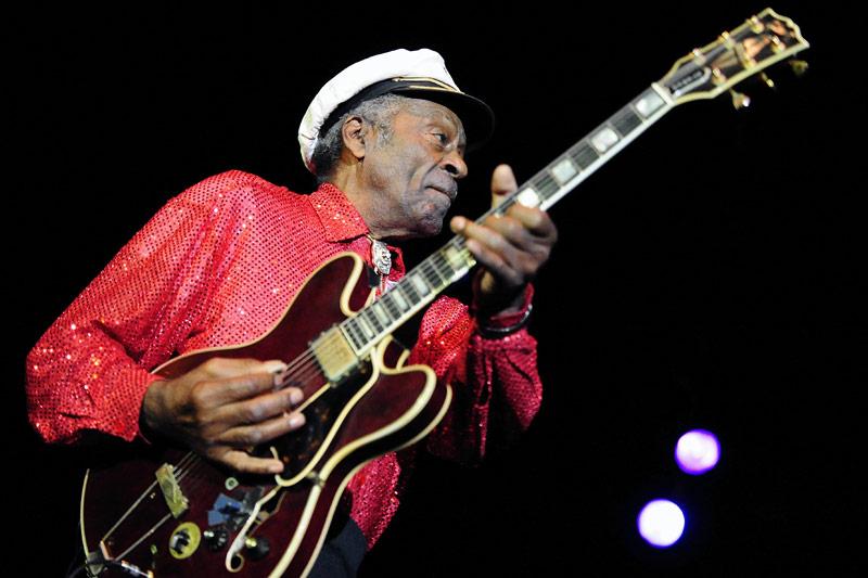 US-Musiker Chuck Berry