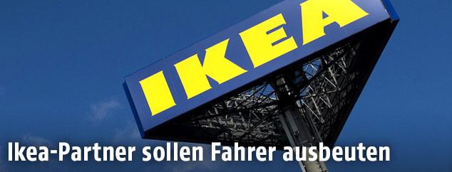 Ikea Schild
