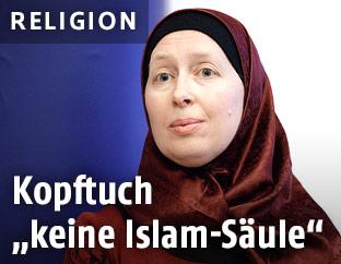 Carla Amina Baghajati, Frauenbeauftragte der Islamischen Glaubensgemeinschaft in Österreich