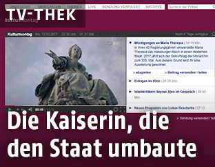 Screenshot von tvthek.ORF.at