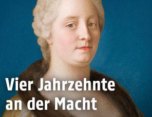 Gemälde von Kaiserin Maria Theresia