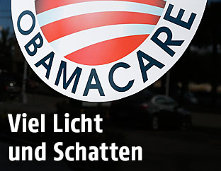 Logo von Obamacare
