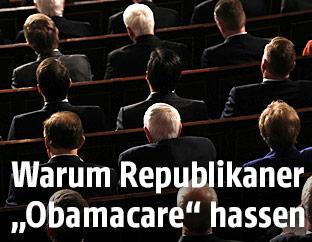 US-Republikaner im Kongress