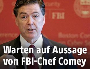 FBI Direktor James Comey
