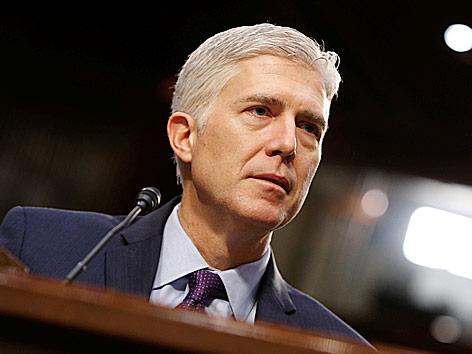 Neil Gorsuch, am Obersten US-Gericht nominierter Bundesrichter