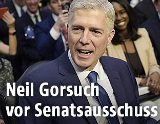 Supreme-Court-Kandidat Neil Gorsuch