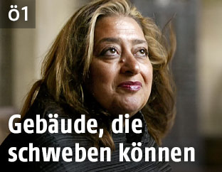 Architektin Zaha Hadid