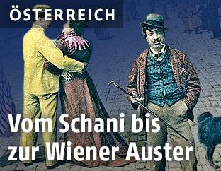 """Buchcover zu """"Warum trägt in Wien der Schani den Garten hinaus?"""""""
