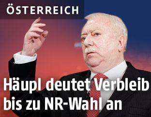 Wiens Bürgermeister Häupl
