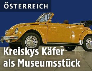 VW-Käfer Cabrio