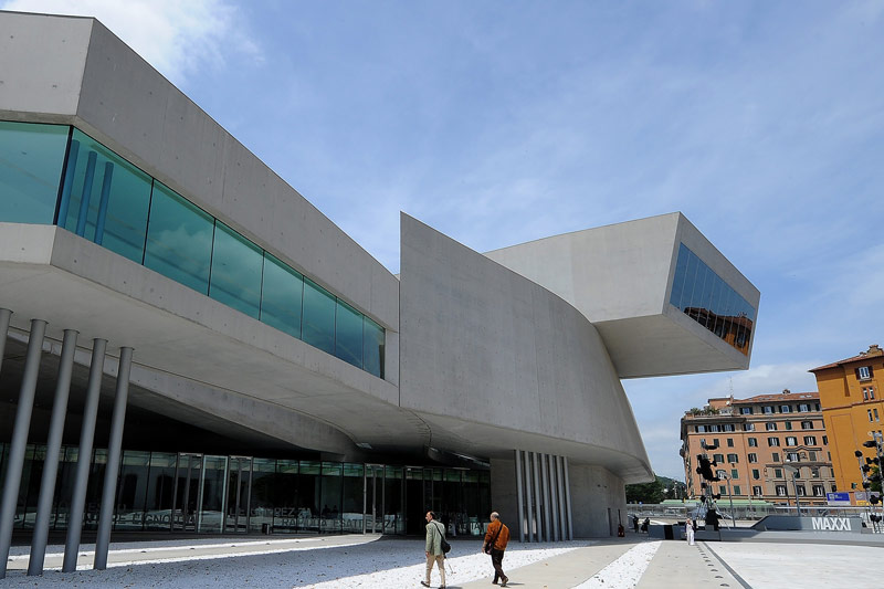 Maxxi Museum in Rom