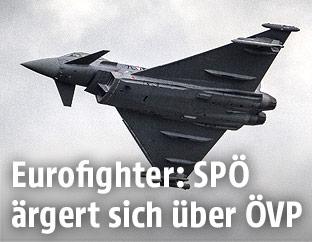 Ein Eurofighter